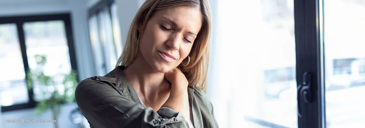HWS-Probleme können Angststörungen auslösen