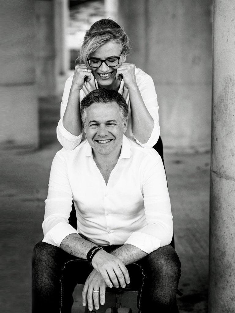 Daniela und Klaus Bernhardt